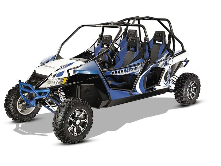 2014 Arctic Cat Wildcat™ 4X