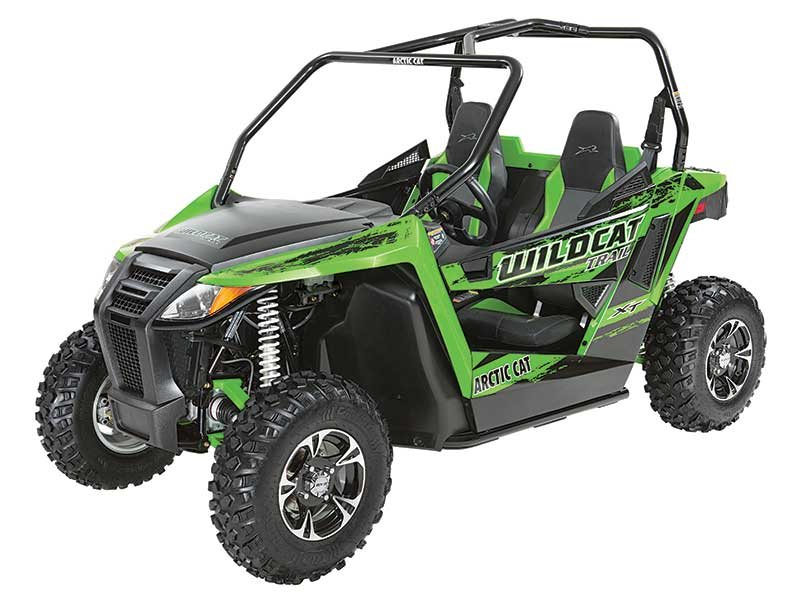 2014 Arctic Cat Wildcat™ Trail XT