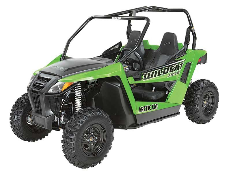 Lime Green Wildcat Trail - just in!