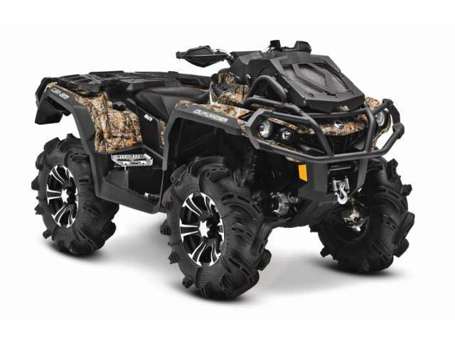 2014 Can-Am Outlander� X® mr 1000