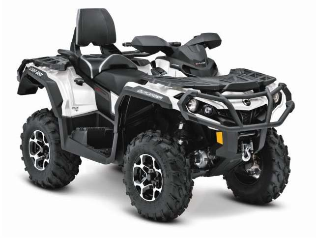 2014 Can-Am Outlander� MAX Limited 1000