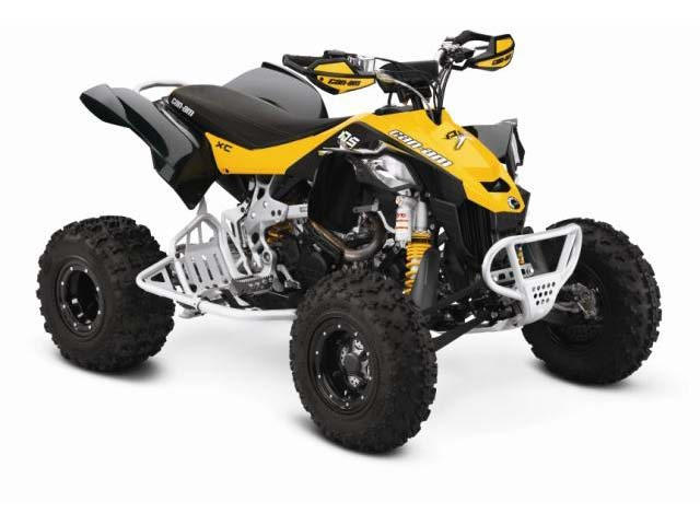 2014 Can-Am DS 450™ X® xc