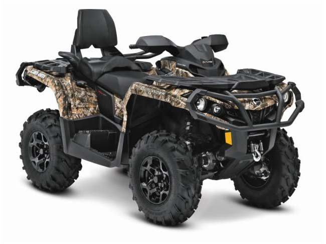 2014 Can-Am Outlander� MAX XT™ 800R
