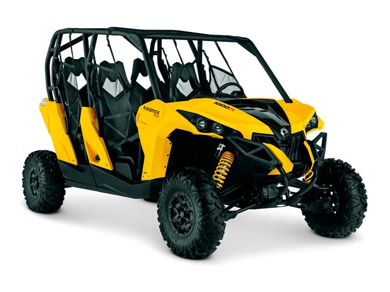 2014 Can-Am Maverick™ Max 1000R