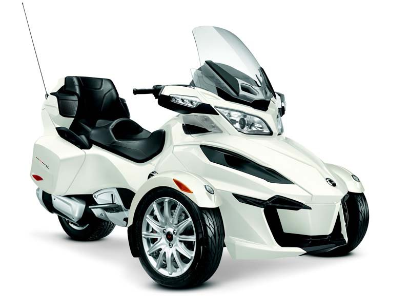 2014 Can-Am Spyder® RT SE6