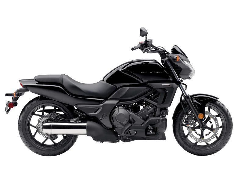 The Incredible New Dual Clutch CTX700ND