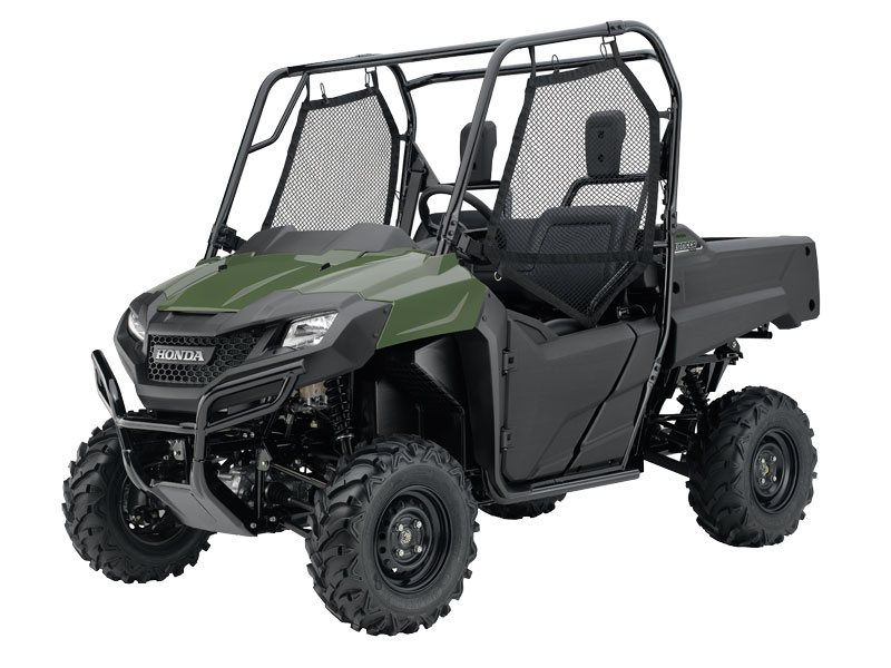 THE ALL NEW HONDA UTV