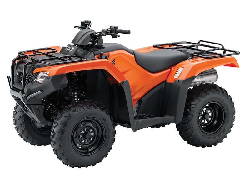 The all new 2014 Rancher AT TRX420FA1