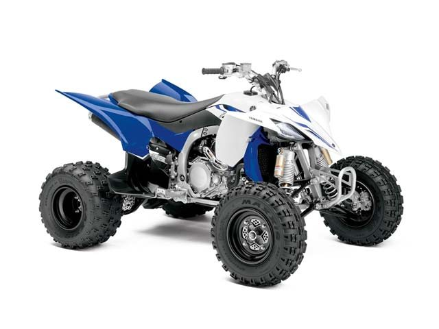 Race ready sport ATV