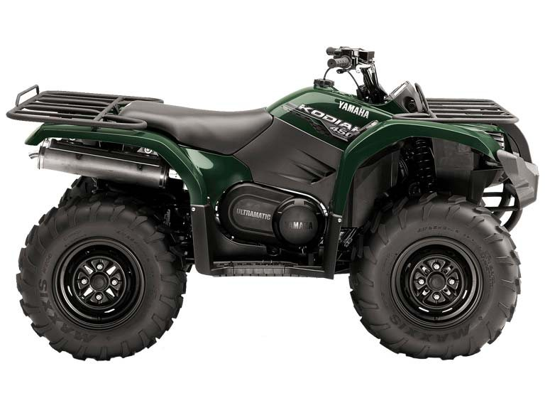 2014 Yamaha Kodiak 450 EPS
