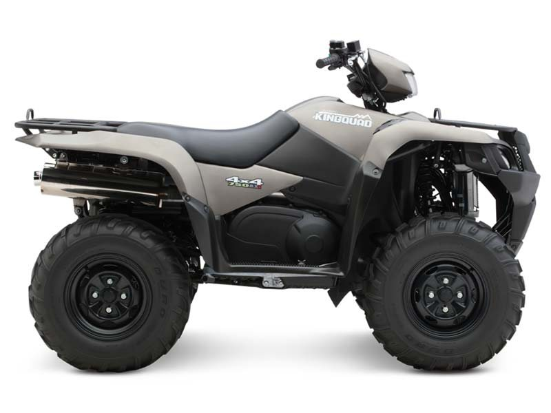 2014 Suzuki KingQuad® 750AXi Power Steering Limited Edition