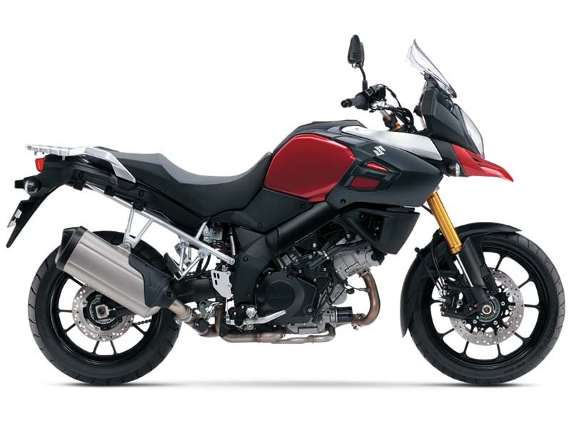 THE ALL NEW V-STROM 1000 ABS