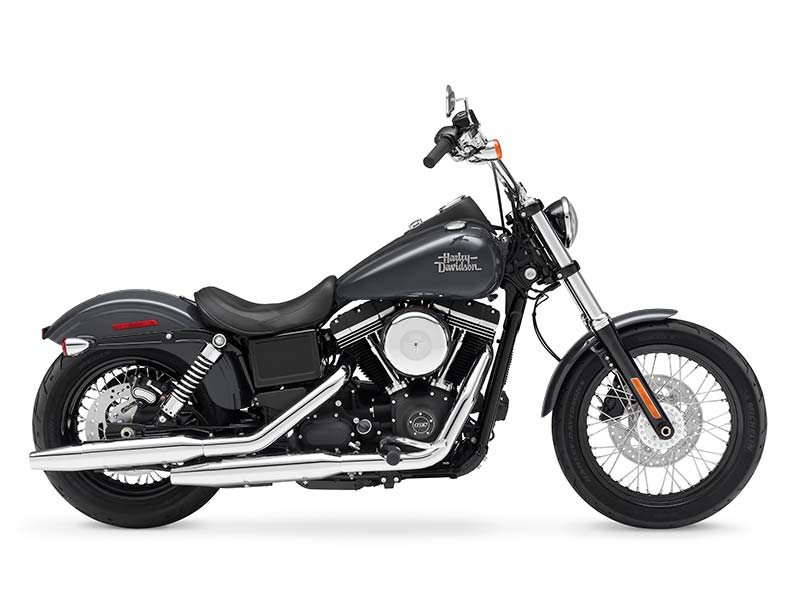 The new Street Bob comes stock with a 103!!!