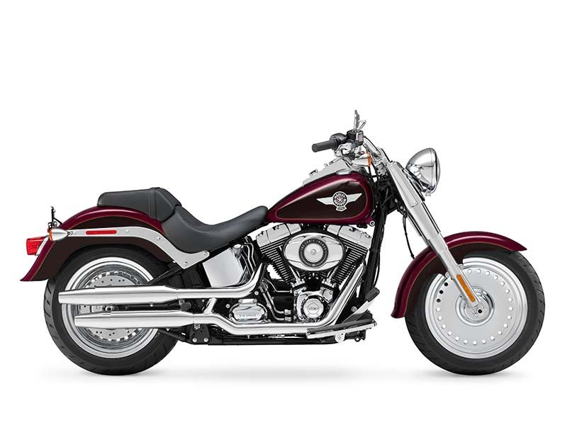 2014 Harley-Davidson Fat Boy®