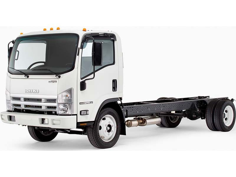 2014 Isuzu NPR-HD Gas