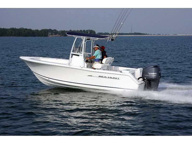 The Sea Hunt Triton 225 is the perfect all around boat!