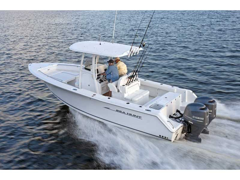 This Sea Hunt Gamefish 27 will be arriving soon!