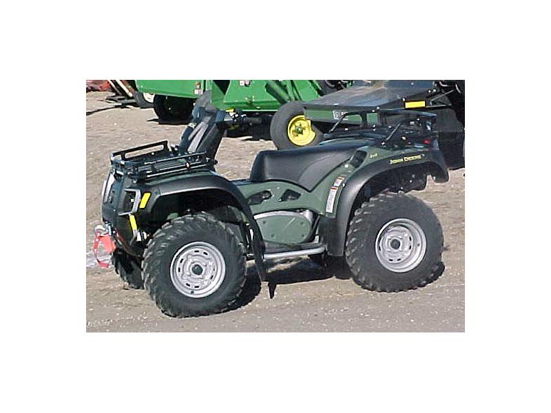 2005 John Deere Trail Buck 650