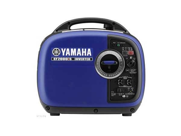 2010 Yamaha Inverter EF2000iS