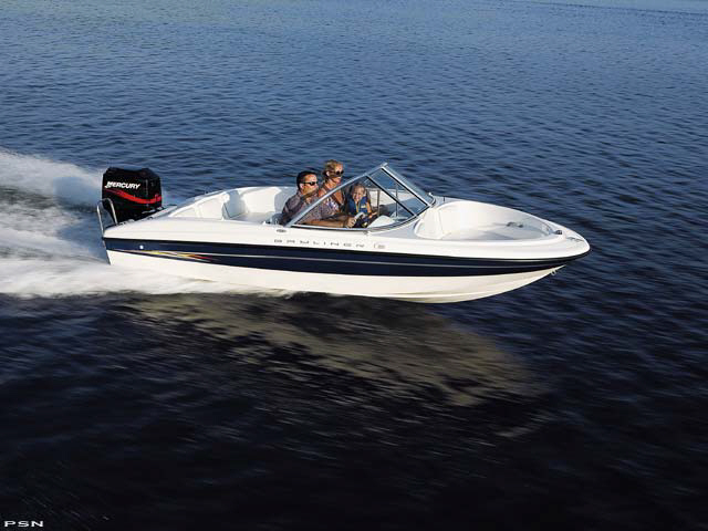 2005 Bayliner 160