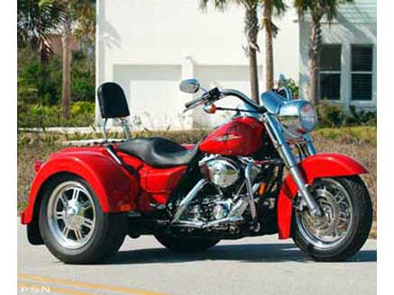 2005 Lehman Trikes/Harley-Davidson Renegade for Road King