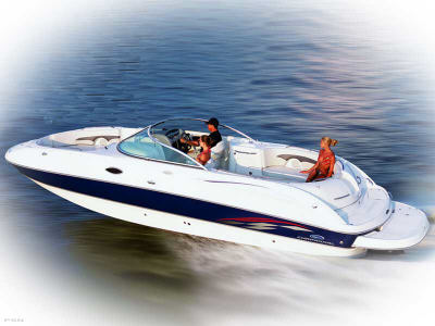 2005 Chaparral 274 Sunesta Deckboat