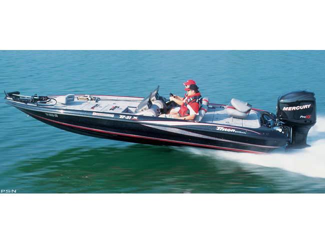 2006 Triton Boats TR-21X HP DC