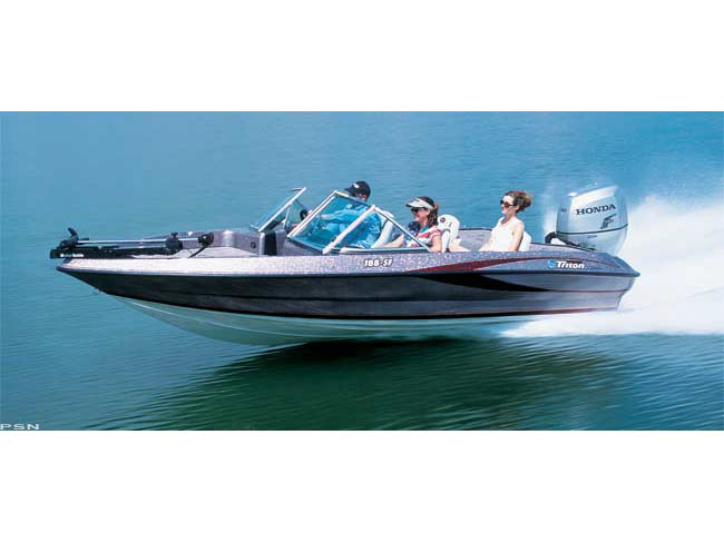 2006 Triton Boats SF-188