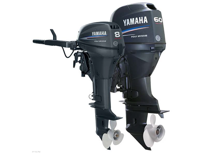 2007 Yamaha T8 hp High Thrust