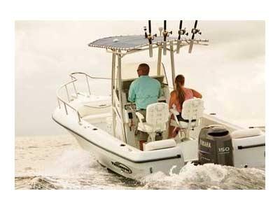 2006 Triumph Boats 215 CC