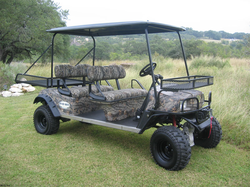 2008 Bad Boy Buggies Bad Boy Stretch (BBSUV-Stretch)