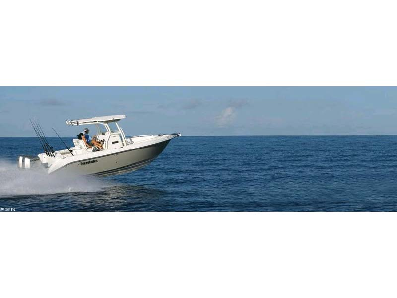 2010 Everglades Boats 250cc