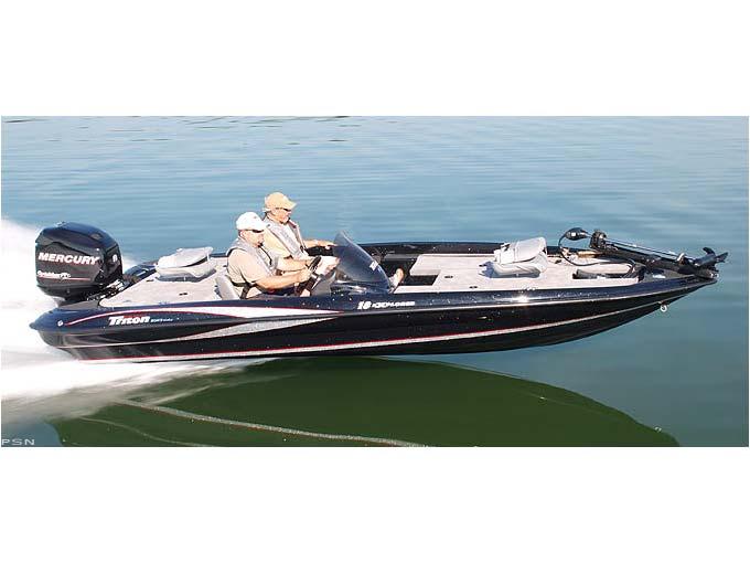 2009 Triton Boats 18 Explorer