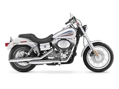 2006 Harley-Davidson FXDI35 35th Anniversary Super Glide