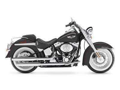 2006 Harley-davidson Flstn/flstni Softail Deluxe