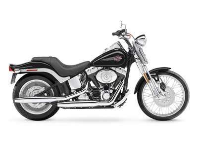 2006 Harley-davidson Fxsts/fxstsi Springer Softail