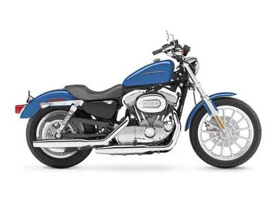 2006 Harley-Davidson XL 883L Sportster