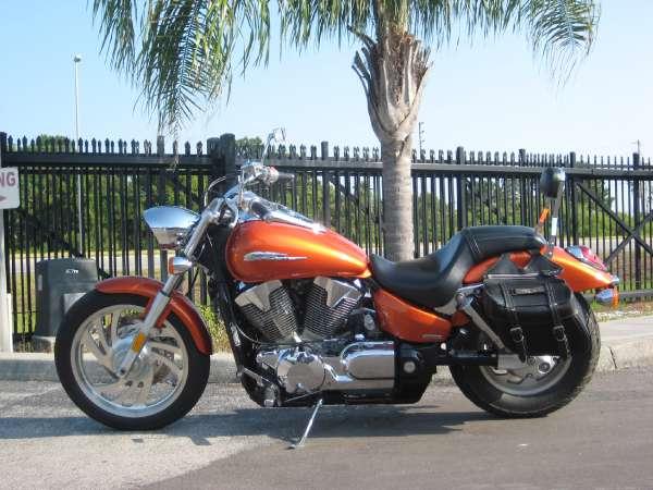 Honda VTX1800C 2004