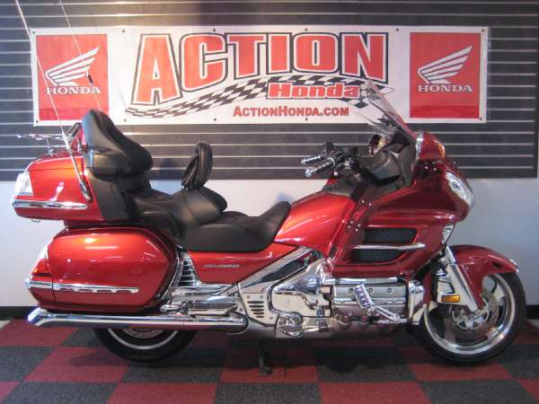Honda Gold Wing Premium Audio (GL18P) 2008