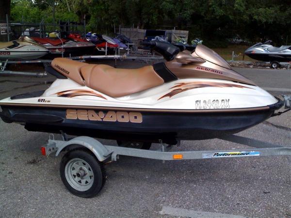 Used 2003 Sea Doo Gti Le Rfi For Sale Bradenton Fl 34208