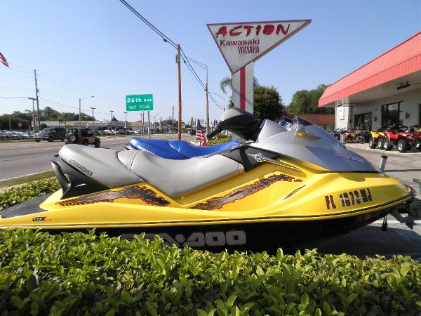 Sea-Doo GTX 4-Tec Supercharged 2003