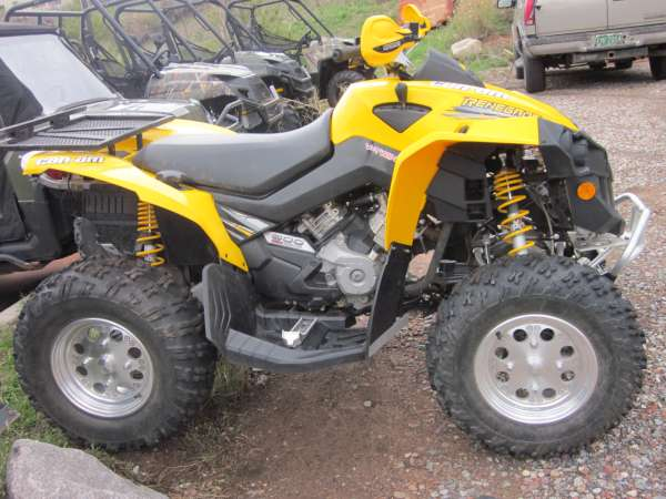 Can-Am Renegade 800 X 2008