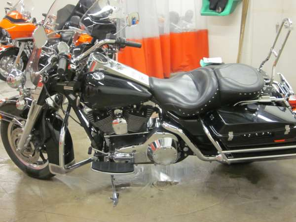 Harley-davidson Flhpi Road King - Police 2005