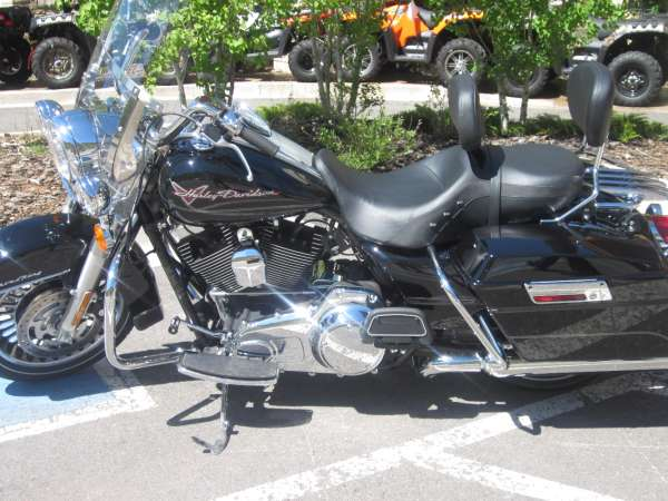Harley-Davidson FLHR Road King 2010