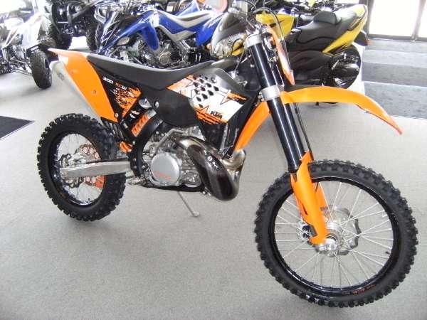 2008 KTM 300 XC-W (E)