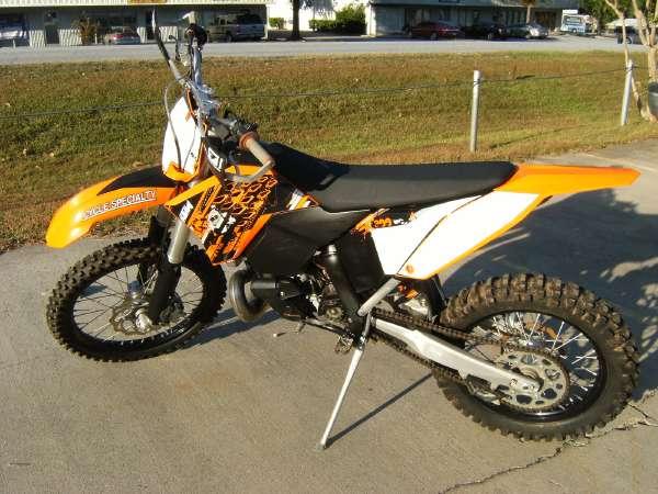 2009 KTM 300 XC