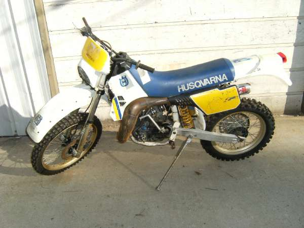 1987 Husqvarna 430 AUTOMATIC