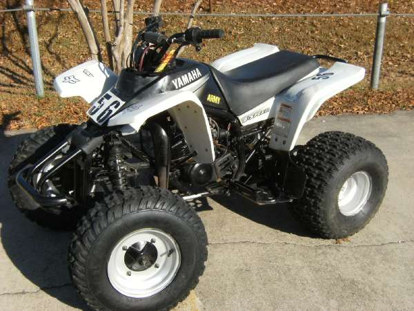 2001 Yamaha Blaster