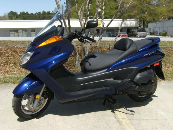 2005 Yamaha Majesty