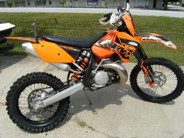 KTM 300 XC-W 2007